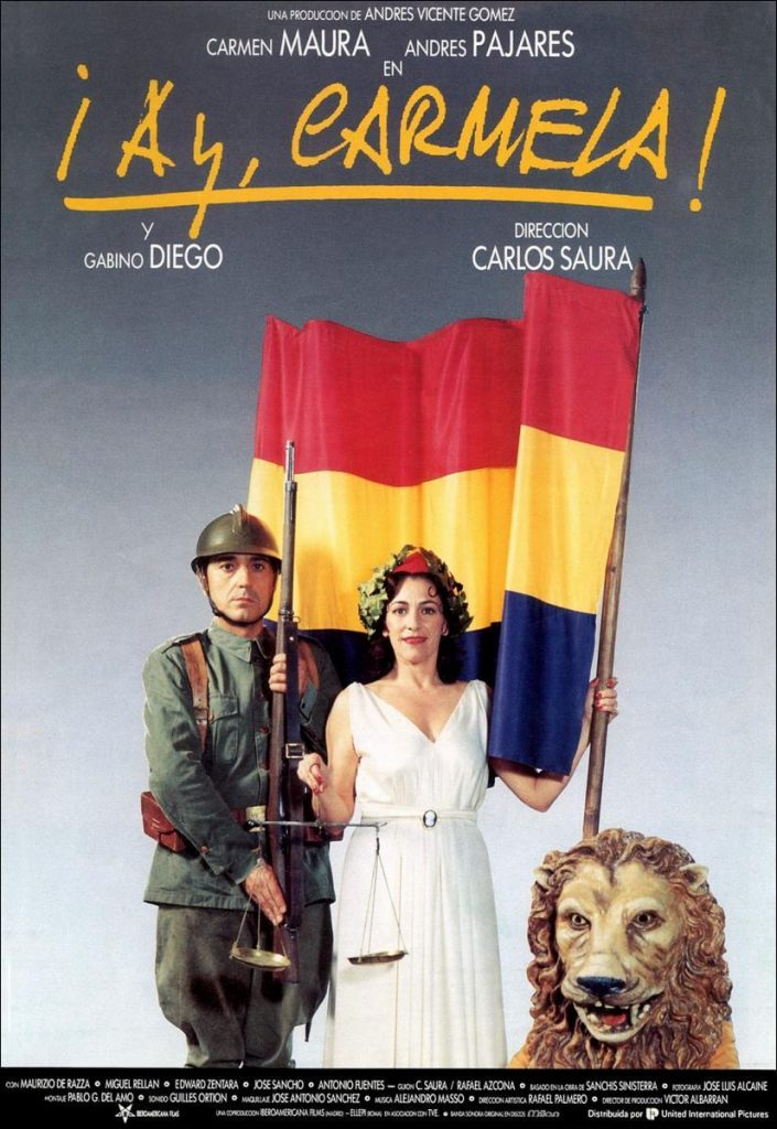 Film Yang Menceritakan Mengenai Perang Saudara Spanyol